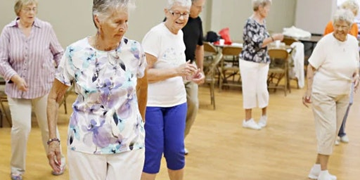 Active Adult Line Dancing
