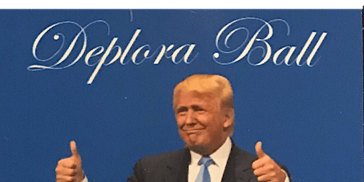 4th Annual Deplora Ball to Support POTUS and reject Impeachment
