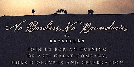 No Borders, No Boundaries tickets
