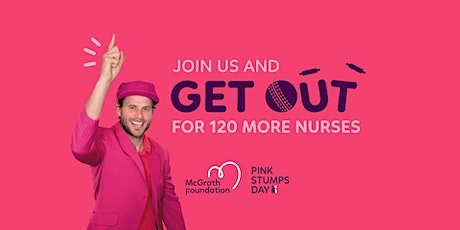 OMK CRICKET CLUB PINK STUMPS DAY FINAL RELEASE tickets
