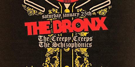 Alex's Bar 20th Anniversary Show: THE BRONX + The Creepy Creeps & more! tickets