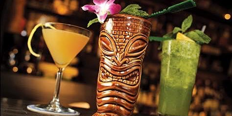 Detroit TIKI Bar/Cocktail Crawl!