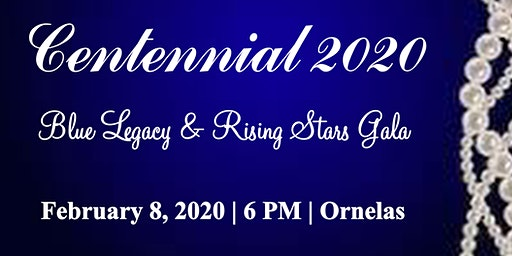 Zeta Phi Beta - Centennial 2020 Blue Legacy & Rising Stars Gala