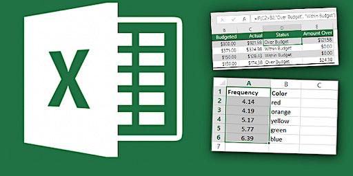 免費 - 全方位 Excel Functions (函數) 應用工作坊 (Cantonese Speaker)