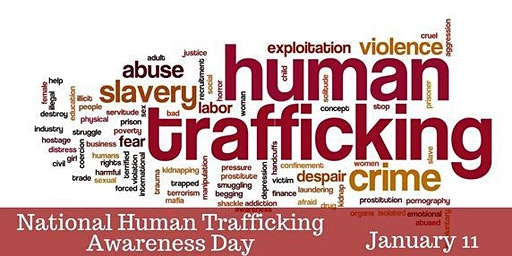 CodeBlue: Human Trafficking Awareness Workshop