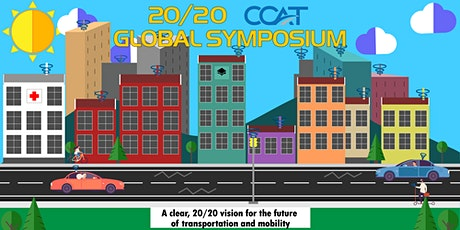 20/20 U-M CCAT Global Symposium on Connected and Automated Transportation tickets