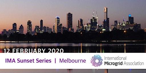 International Microgrid Association Sunset Series - Melbourne Sundowner