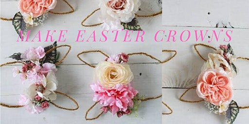 Make Easter Crowns for Kindy - Yr 2