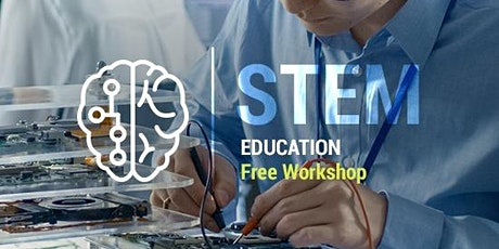 免費 - STEM Education Workshop (Cantonese Speaker) tickets