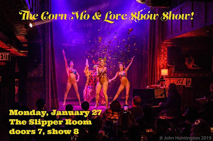 The Corn Mo & Love Show Show image