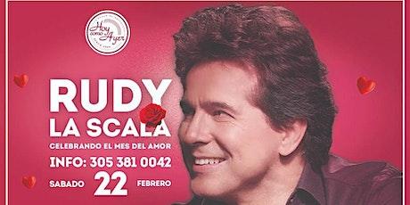 Rudy La Scala / Mes del Amor tickets