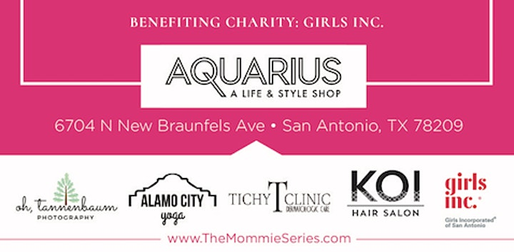 The Mommie Series   San Antonio - Pre-Launch Party image