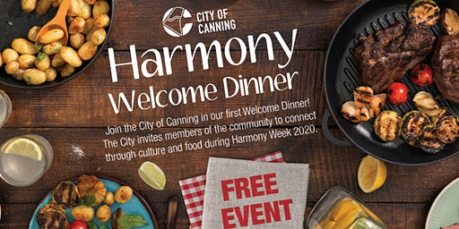 Harmony Welcome Dinner
