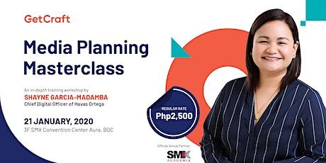 Media Planning Masterclass tickets