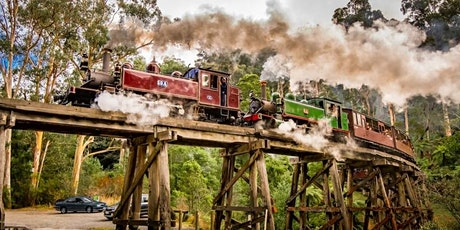 Holmesglen Rec Puffing Billy Trip 2020 tickets