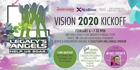 Legacy Angels: Vision 2020 Kickoff tickets