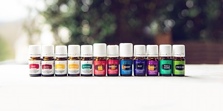 Toxin Free Living with Essential Oils tickets