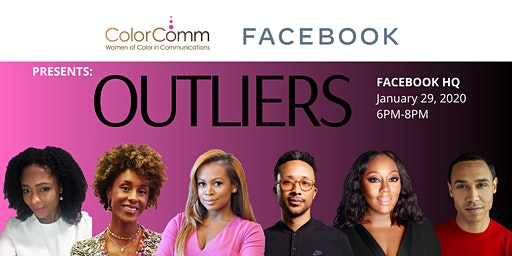 NY – Jan 29, 2020 – ColorComm NYC Presents Outliers