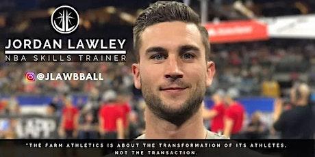 TFA Presents NBA Superstar Skills Trainer, Jordan Lawley tickets