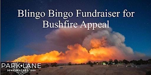 Blingo Bingo Fundraiser for Bushfire Appeal