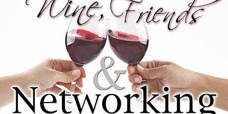 Women & Wine on Wednesday - February Meetup tickets