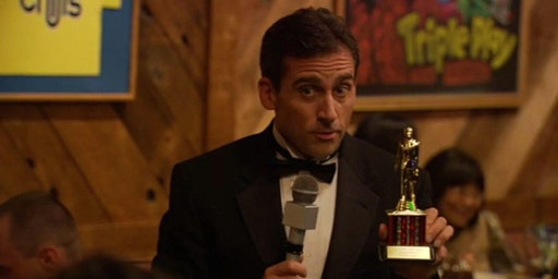 Second Annual Dundie Awards