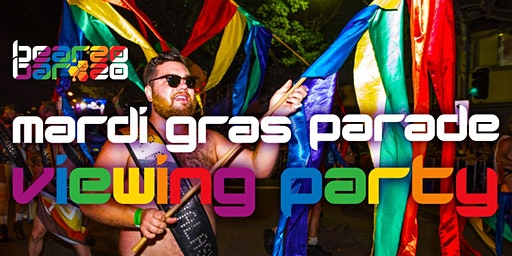 Bear Bar: Mardi Gras Parade Viewing Party