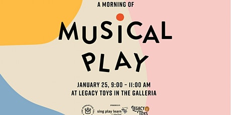 Musical Play Event tickets