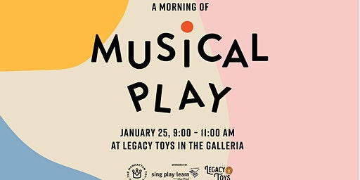 Musical Play Event