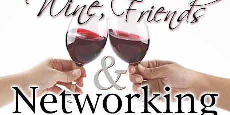 Women & Wine on Wednesday - April Meetup tickets