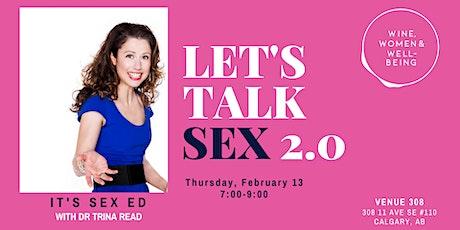 Sex Ed 2.0: Calgary tickets
