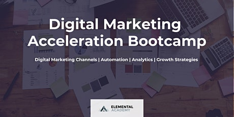 Digital Marketing Acceleration Bootcamp (3 Days) tickets