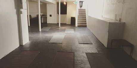 Community Yoga and Journaling at Gypsy House Cafe tickets