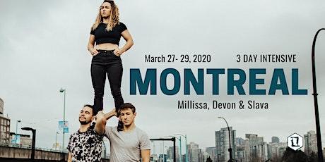 VanCityAcro - Montreal tickets