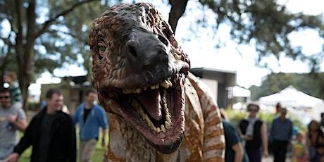 Erth  Dinosaur Zoo tickets