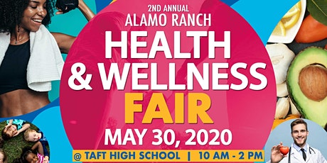 2nd Annual Alamo Ranch Health & Wellness Fair tickets