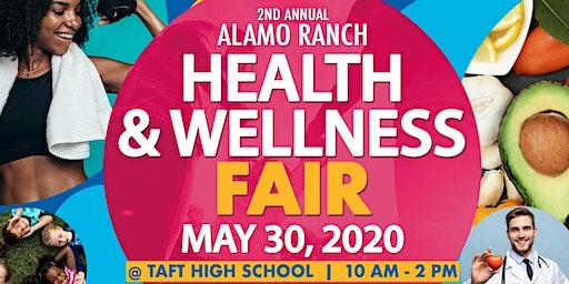 2nd Annual Alamo Ranch Health & Wellness Fair