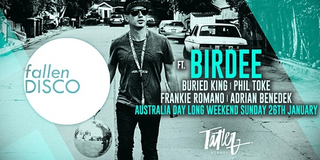 Fallen Disco feat. Birdee (USA) tickets