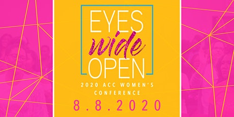 2020 Eyes Wide Open Women's Conference tickets
