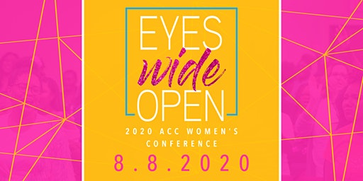 2020 Eyes Wide Open Women's Conference
