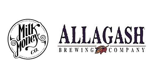 Milk Money Beer Dinner Series: Allagash Brewing Co.