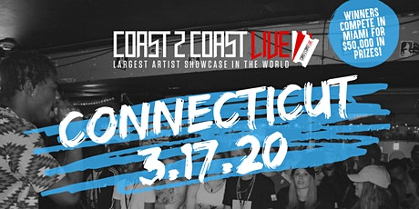 Coast 2 Coast LIVE Showcase Connecticut - Artists Win $50K In Prizes! tickets