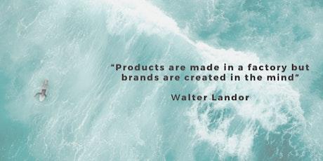 Brand Transformation March - Reinvigorate your brand in 2020! tickets