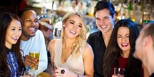 Make new friends with ladies & gents! (21-45)(FREE Drink/Happy Hours) MEL