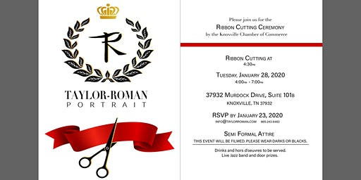 Ribbon Cutting and Open House