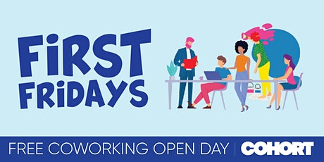 First Fridays - Free Coworking Day tickets