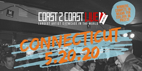 Coast 2 Coast LIVE Showcase Connecticut - Artists Win $50K In Prizes tickets