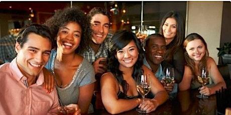 Make new friends! Meet like-minded ladies & gents! (21-45)(FREE Drink) MEL tickets
