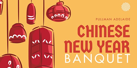 Chinese New Year Banquet tickets