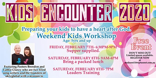 Kids Encounter